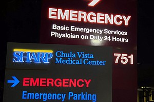 San Diego Sets Single-Day COVID-19 Deaths, ICU Records