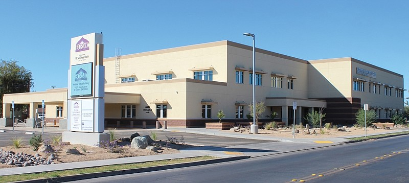El Centro Regional Medical Center is shown in this undated photo.
