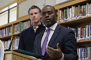California Schools Chief Says Some Districts Can Open Safely