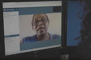 Photo for The VA Has Moved Thousands Of Healthcare Visits Online, But Some Veterans Say...