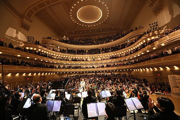 In 2017, Yoshiki packed Carnegie Hall in New York City fo...