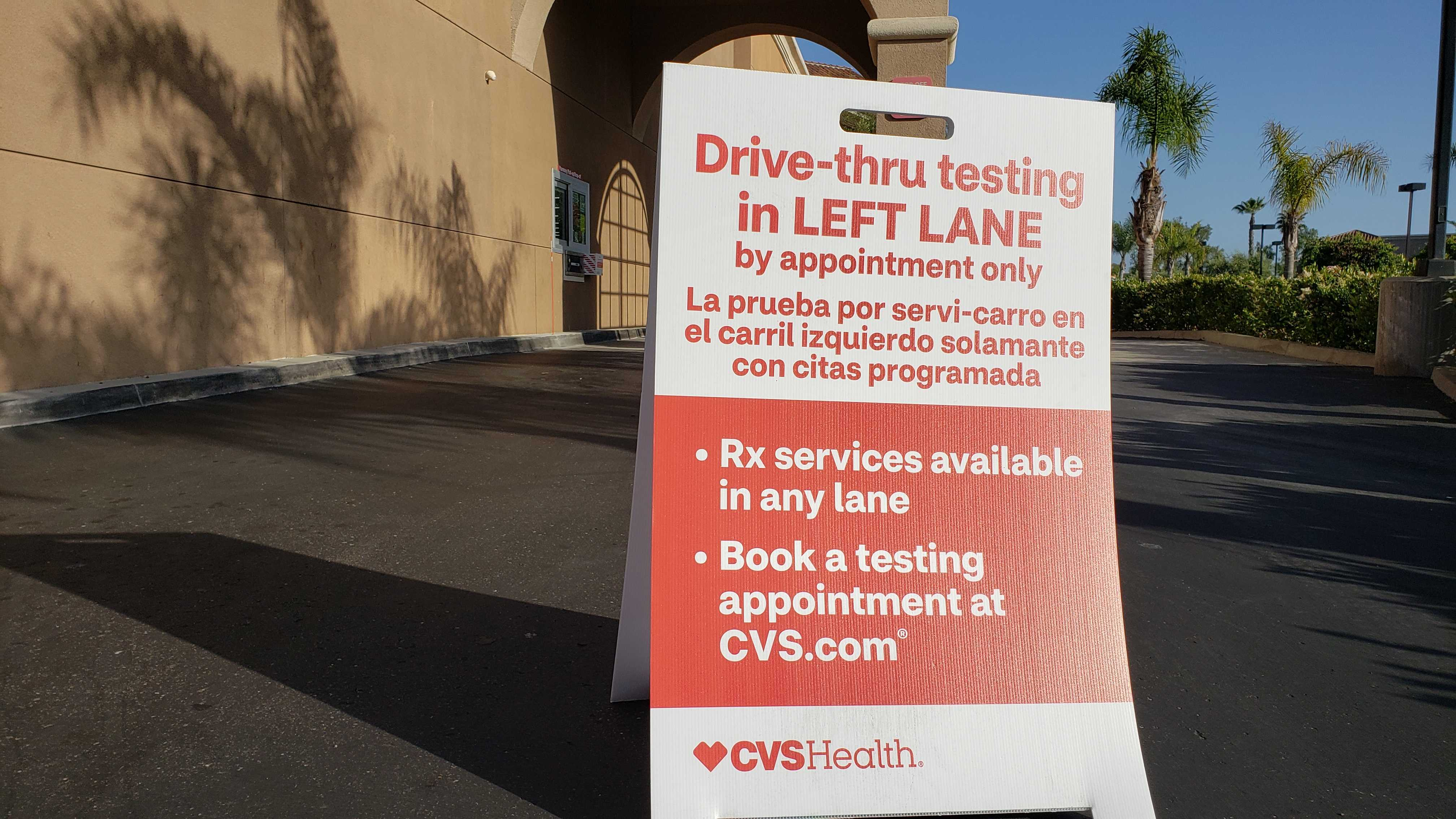 Cvs Health Expands Testing Capabilities Amid Rise In Covid 19 Cases Kpbs