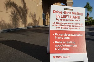 CVS To Open Seven More Drive-Thru Coronavirus Testing Sites In San Diego County