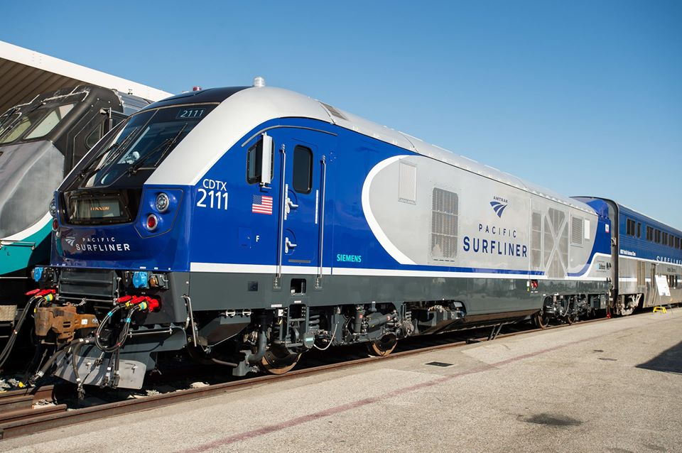 Train Service Halted As Workers Shore Up California Cliffs
