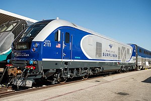 Partial Restoration of Pacific Surfliner Rail Service Slated