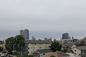 Photo for Strong Marine Layer Will Give Way To Sunny Afternoon Skies