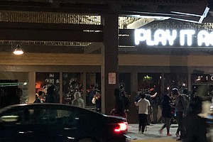Man Arrested In Connection With La Mesa Post-Protest Looting Of Store