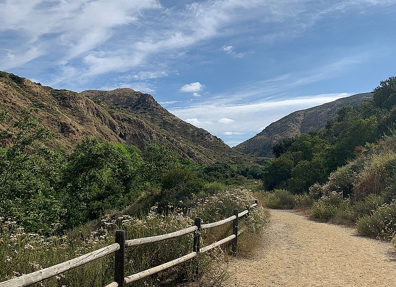 Cooler, breezier weather on Saturday, May 30, 2020 in San Diego's Mission Tra...
