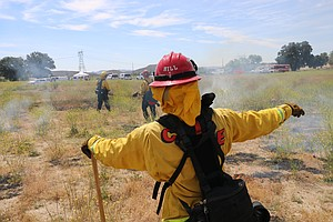Supervisors Will Consider Reorganizing Fire Services In Unincorporated Areas