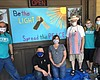 La Mesa residents paint murals on boards coveri...