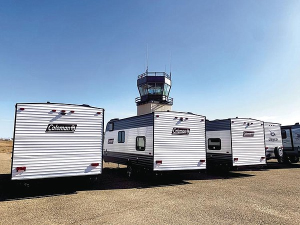 Trailers acquired by the Imperial County Department of So...