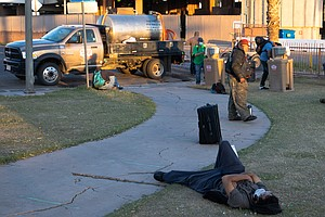 Photo for  Imperial County Slow To Spend $1.7 Million In State Aid To Help Homeless Res...