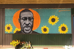 Photo for Police Reform In San Diego A Year After George Floyd's Death