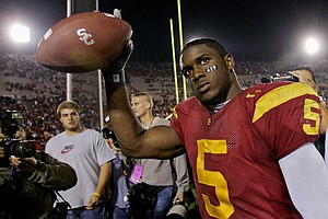 Photo for USC Welcomes Back San Diego-Native Reggie Bush After 10-Year NCAA ban