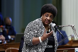 Photo for Assemblywoman Shirley Weber Talks Priorities As California Secretary Of State