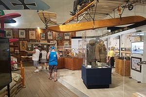 Photo for San Diego Air & Space Museum To Close Saturday Due To Pandemic Restrictions