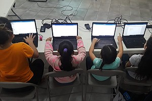 Photo for Binational Collaboration Gets Remote Learning Into The Hands Of Tijuana's Asy...