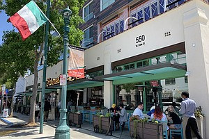 Photo for San Diego Mayor Wants To Expand Outdoor Dining During Pandemic