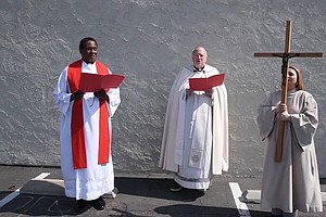 Photo for California's Catholic Dioceses Create Virtual Stations Of The Cross As A Way ...