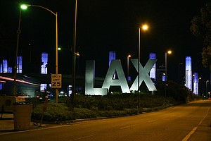 Photo for LAX To Implement Thermal Body Cameras To Screen For Possible COVID-19 Carriers