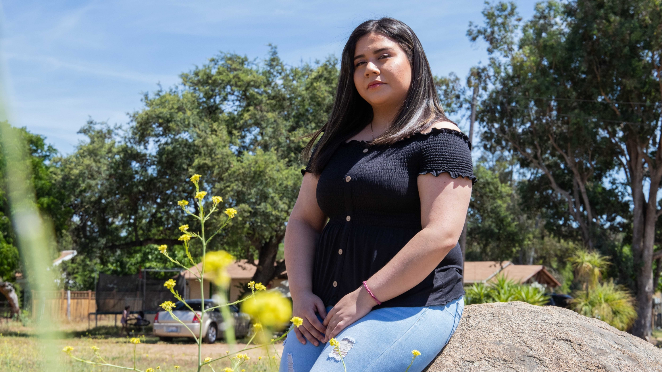 How The Coronavirus Pandemic Changed One Latina Teen's Political Outlook