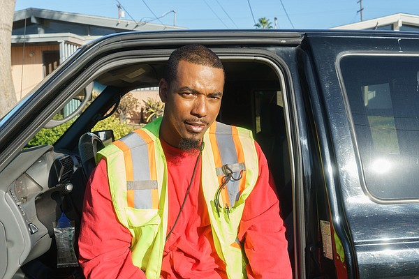 Rodney Jones Jr., shown on his way home from work on Oct....