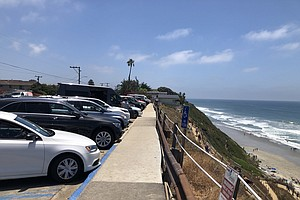 Photo for State Asks City Managers To Close Beach Parking Lots For July Fourth