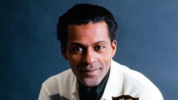The young Chuck Berry (undated photo)