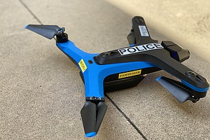 Photo for Chula Vista PD Approved For Broader Use Of Drones In Law Enforcement