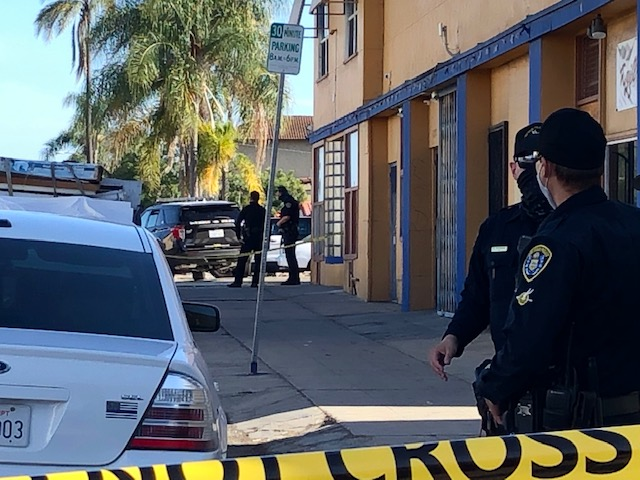 Police Shooting Leaves Man Dead In City Heights
