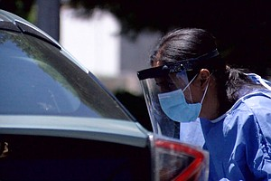 Photo for San Diego County Reports 263 New COVID-19 Cases, Five Deaths And Six New Outb...