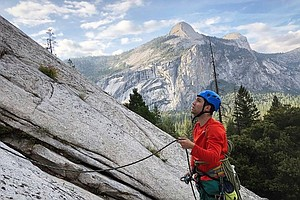 Photo for Ask The Experts: What To Consider Before You Camp, Hike, Backpack During Mask...