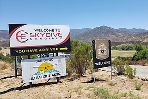 Photo for Skydiver Dies After Experiencing Medical Emergency During Jump