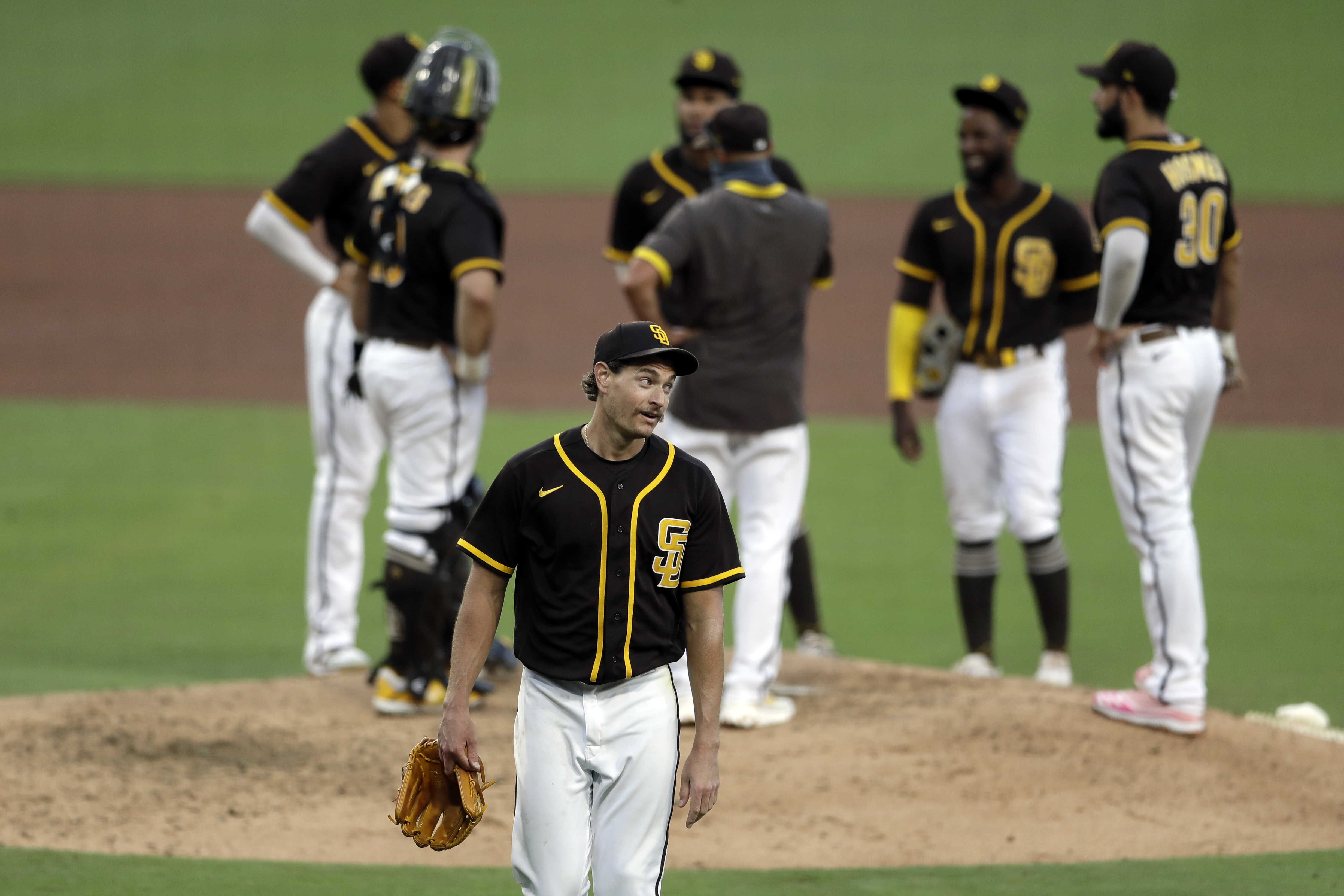 Padres Lose 1 0 In First 2020 Exhibition At Petco Park Kpbs