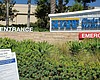 A sign in front of Sharp Chula Vista Medical Ce...