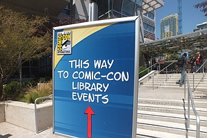 Photo for Literacy And Comics At San Diego Public Library's Annual Offering For Educato...