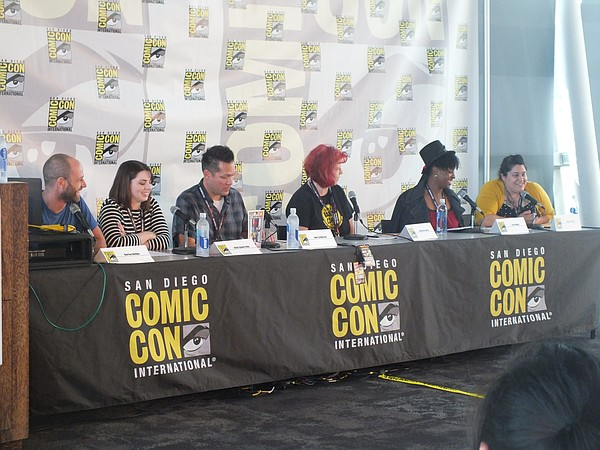 A previous panel at the Comic Conference for Educators an...