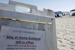 Photo for San Diego County Reports 490 New COVID-19 Cases, 12 Deaths
