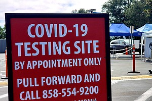 Photo for San Diego County COVID-19 Cases Cross 28,000, 8 New Outbreaks Confirmed
