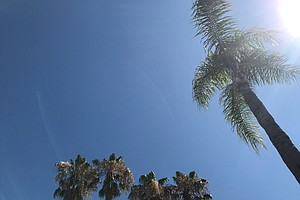 Photo for Warmer Weather Forecast Across San Diego County