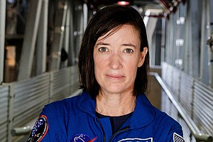 Photo for UCSD Alumna Megan McArthur Will Visit ISS As Mission Pilot In 2021