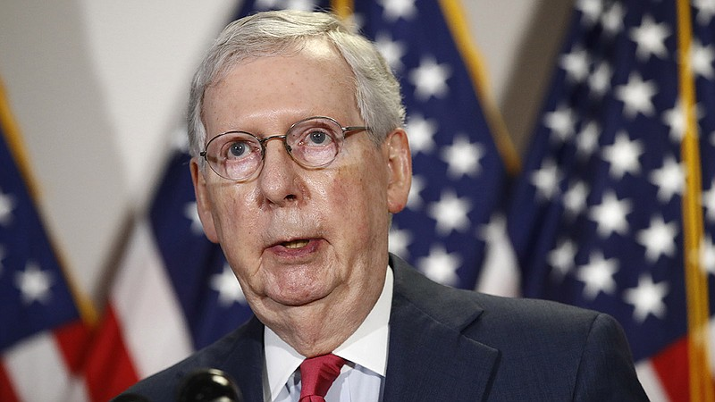 Senate Majority Leader Mitch McConnell says he does not supporting extending ...