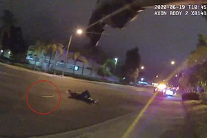 Photo for Escondido PD Releases Video Footage From June Non-Fatal Police Shooting