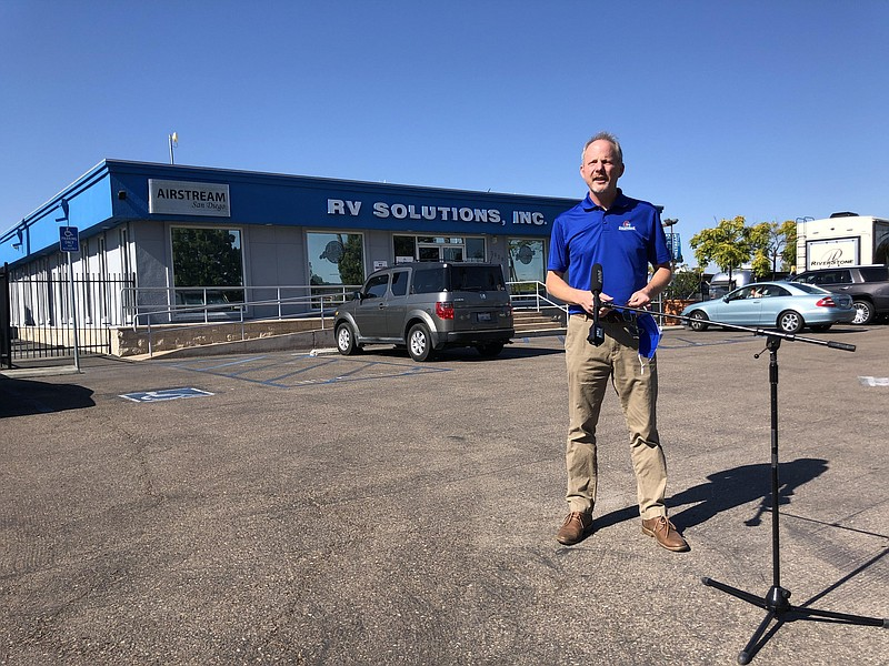RV Solutions Vice President & General Manager Matt Leffingwell talks about RV...