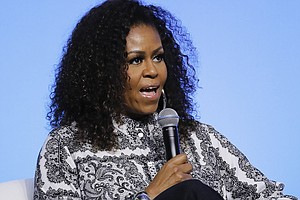 Michelle Obama Says She's Dealing With 'Low-Grade Depression' During Lockdown