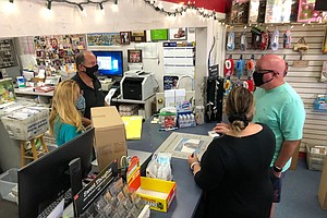Photo for Final Relief Checks Go Out To La Mesa Businesses Damaged During Riots