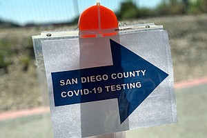 Photo for Are You Going To Get A COVID-19 Test? KPBS Wants To Follow Your Journey.