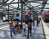 A conceptual rendering shows a re-imagined San ...