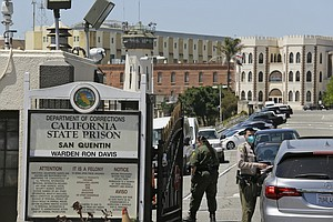 California Urged To Move Inmates To Front Of Vaccine Line