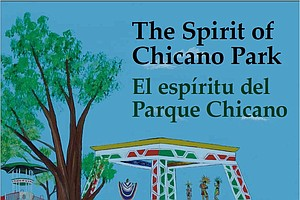 Photo for San Diego Author Captures 'Spirit Of Chicano Park' In New Children's Book